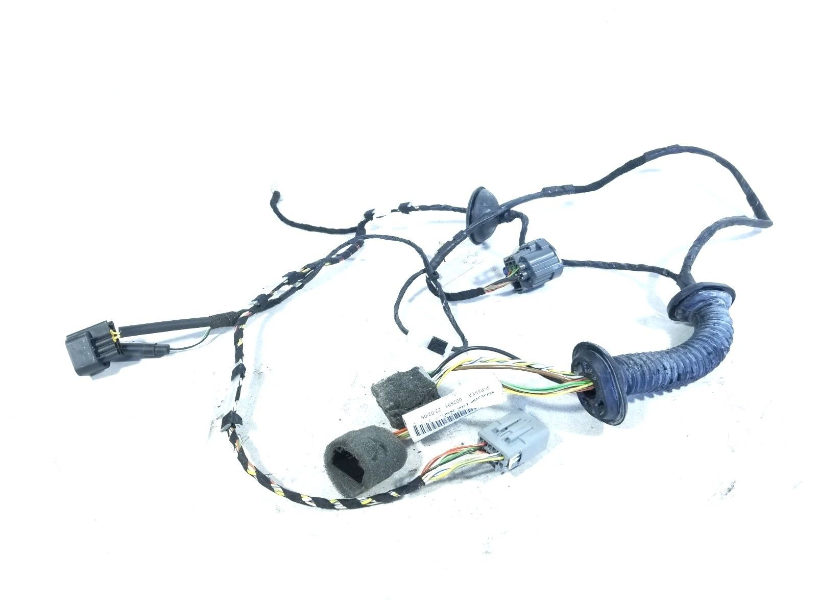 Door Wire Harness Page 4 Jaguar Xj6 Wiring 2004 2009 Xj8 Driver Left Rear Emdoor Em