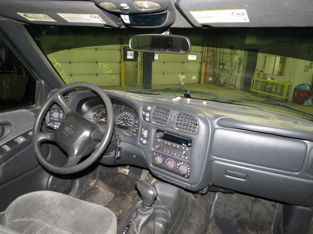 Chevy S10 Interior