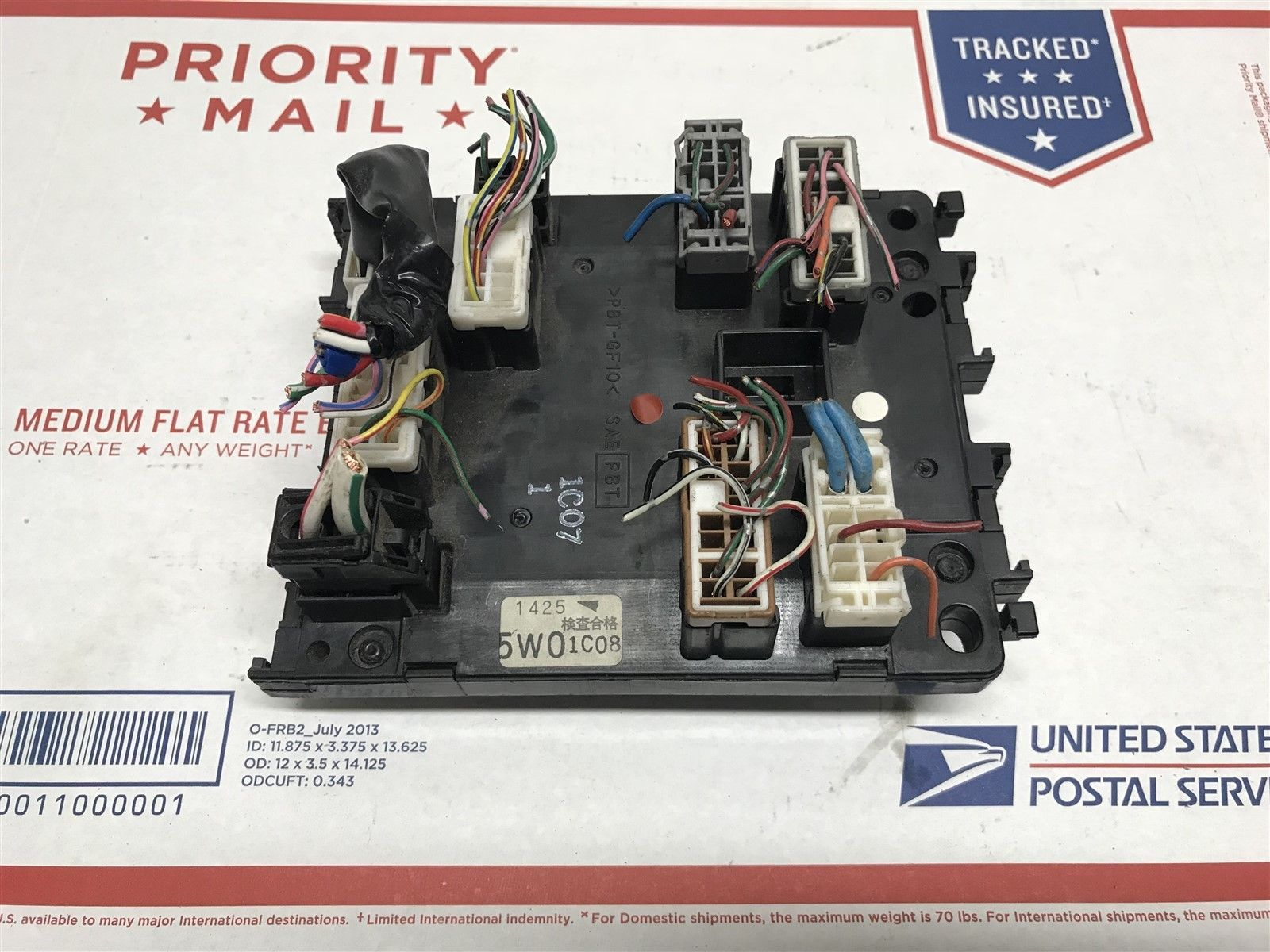 Q45 Fuse Box Wiring Library Infiniti M45 Location 1997 1998 Oem Pp T30 Gf10 Does Not Apply