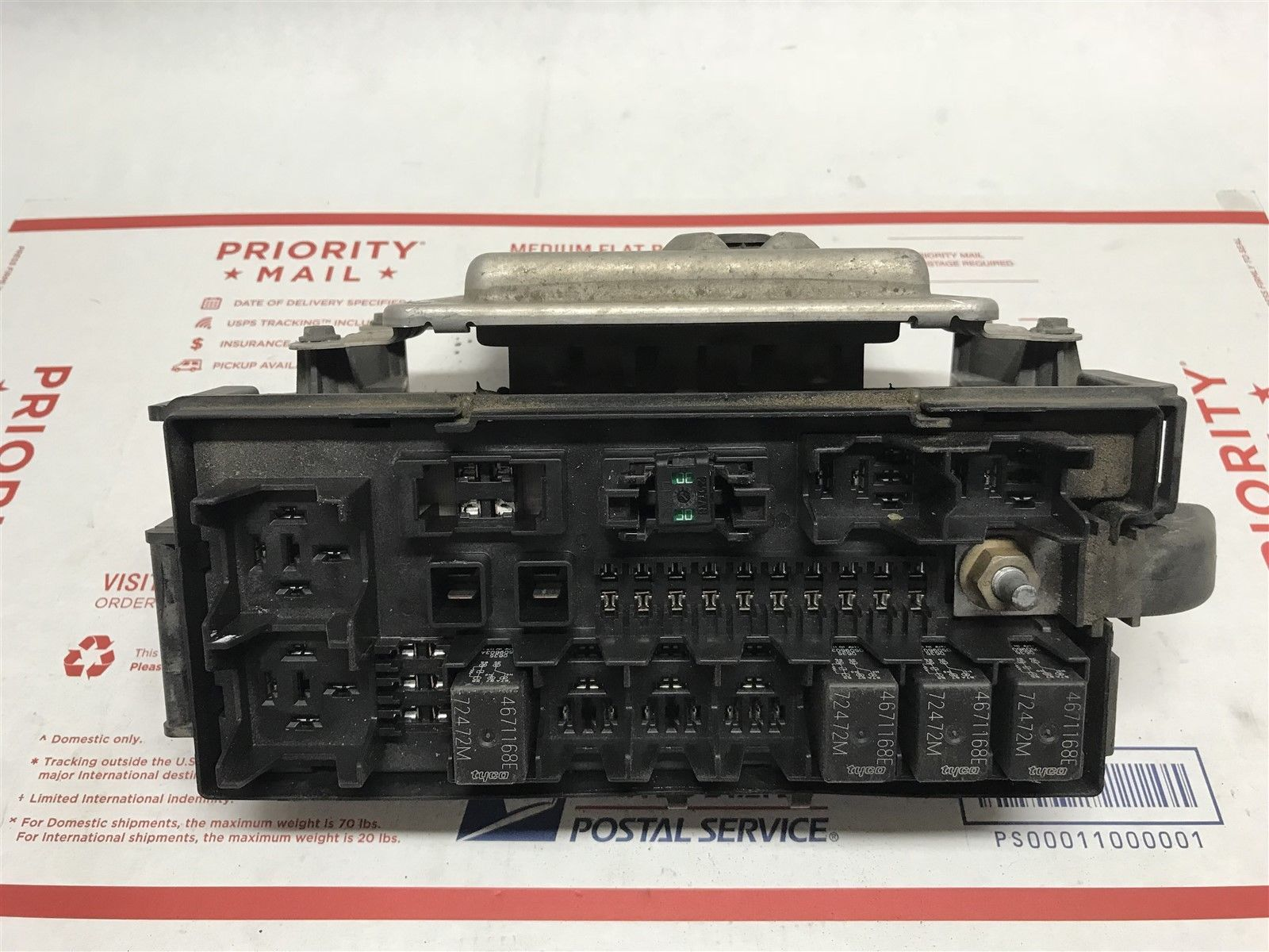 2004 2005 Dodge Durango Abs Control Module With Fuse Box Oem 05 56049840ah Does Not Apply