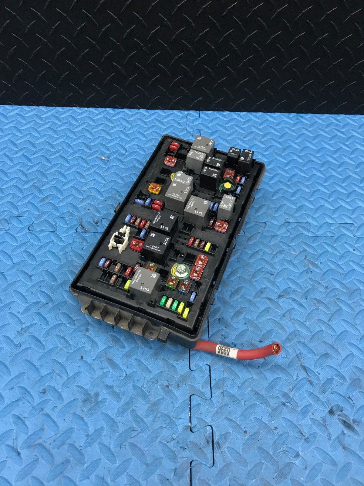 Gm Underhood Fuse Box Relay Junction Page 12 Chevrolet Cruze Wire Wiring Emjunction Em Block